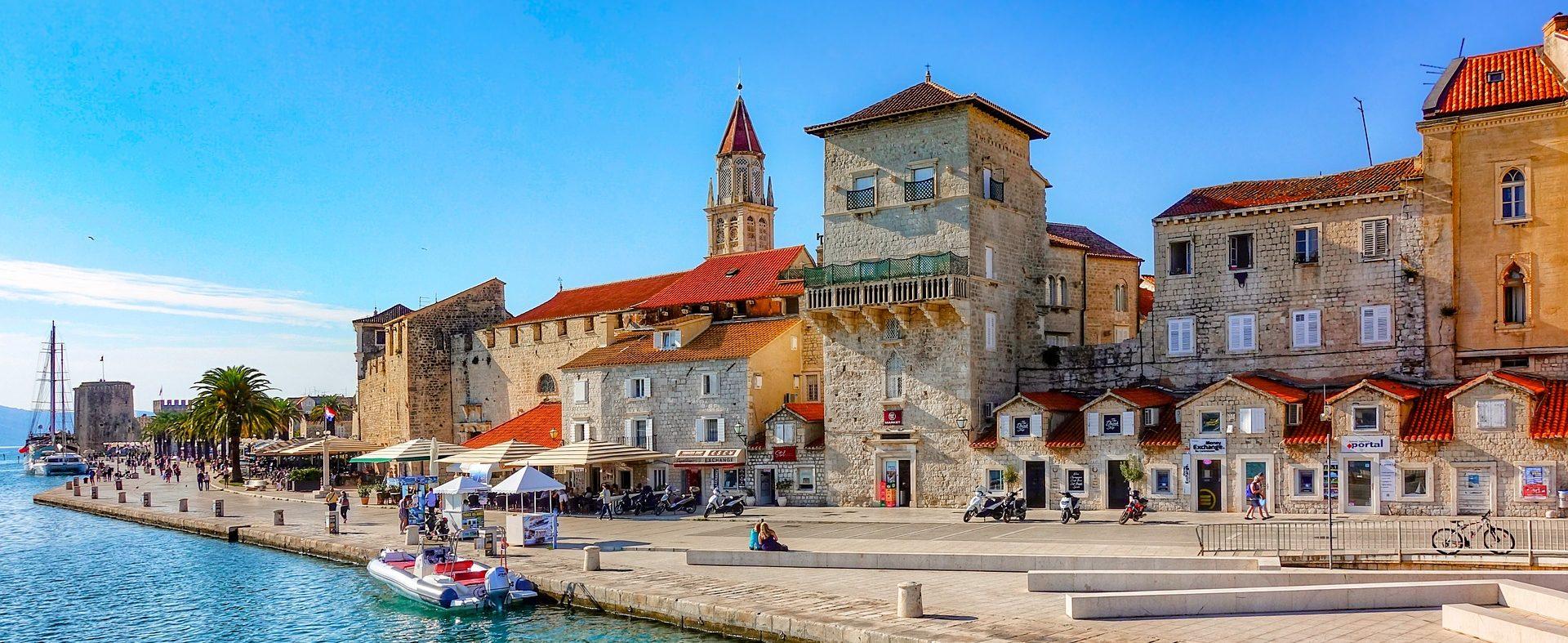 Kuhu reisida autoga suvel – Horvaatia