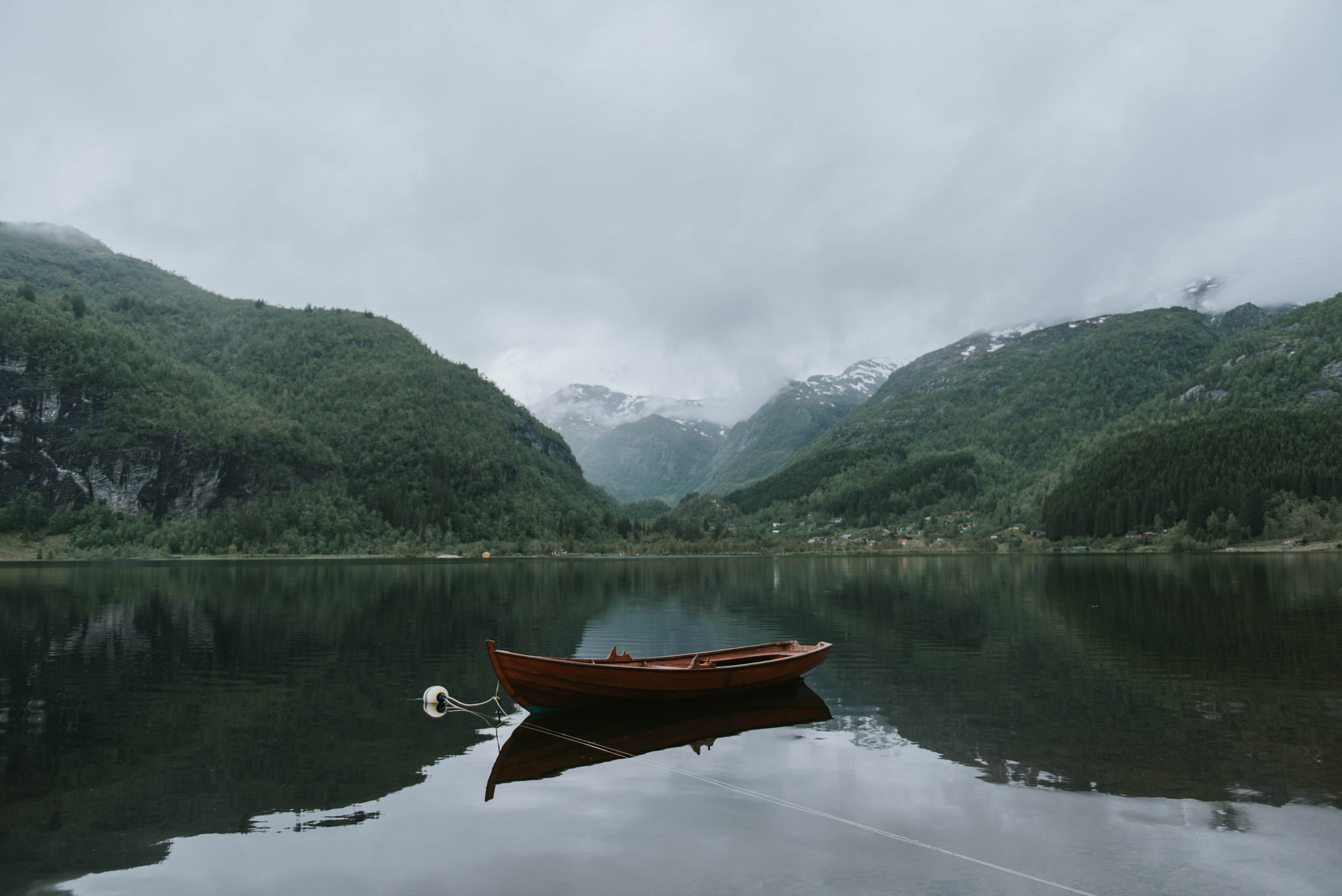 Renditud bussiga kalareis Norra