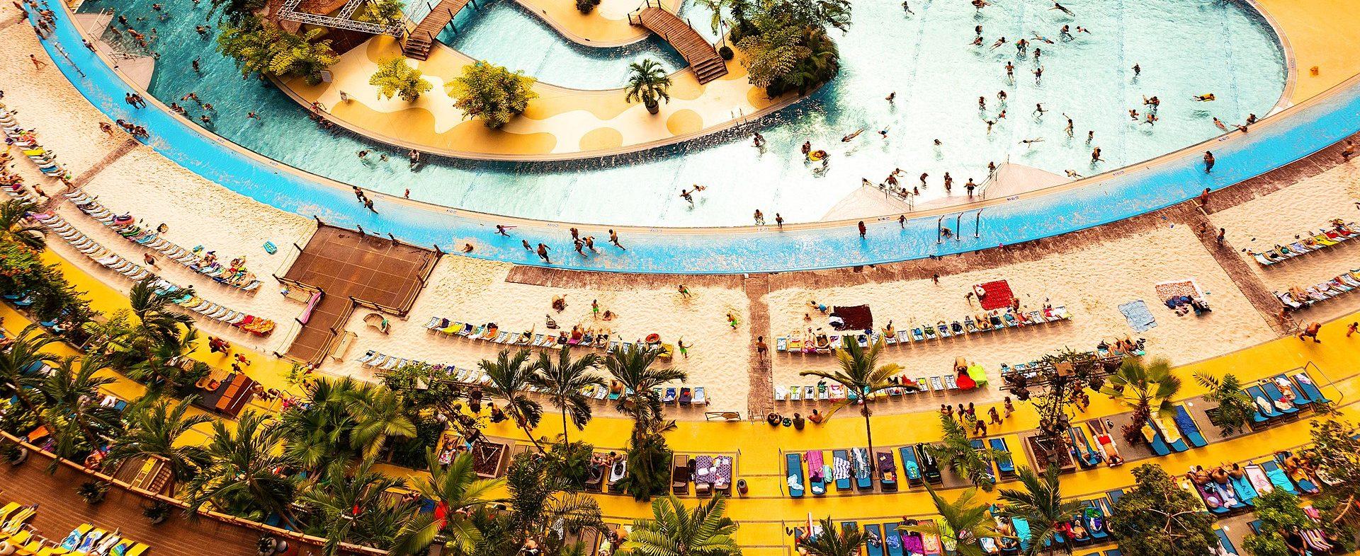 Reisisihtkohad sügisel – Siseruumitroopika ja termaalveebasseinid on lahenduseks sügismasendusele