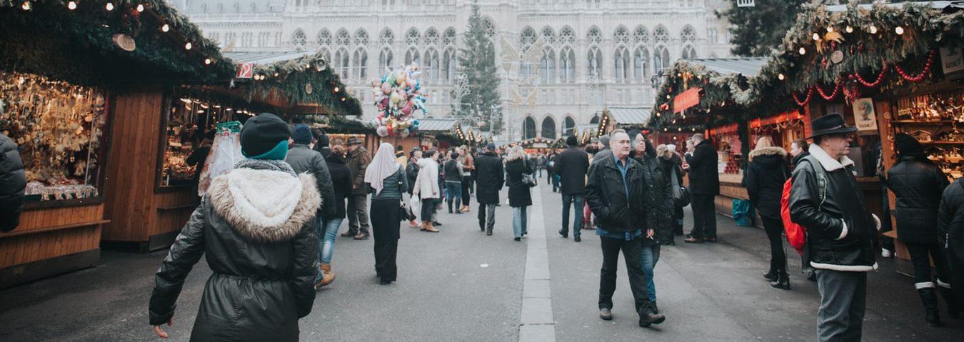 Reisisihtkohad talvel – 10 ainulaadset jõuluturgu
